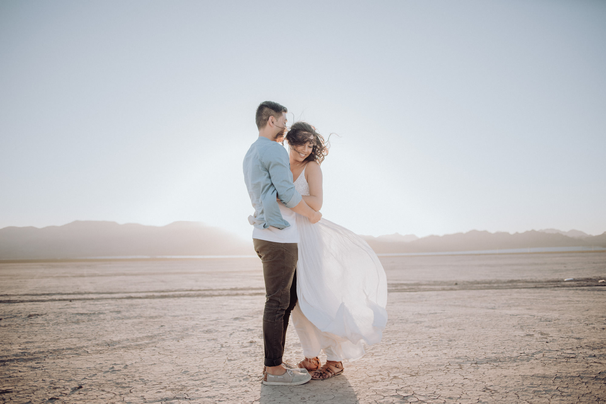 Las Vegas Couple Shoot