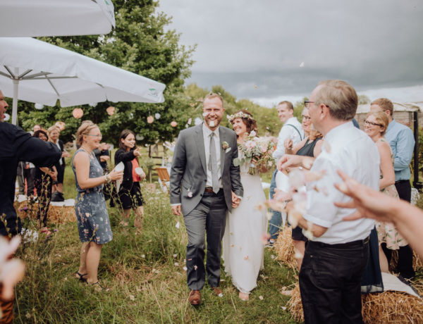 Garden Wedding in Ladenburg