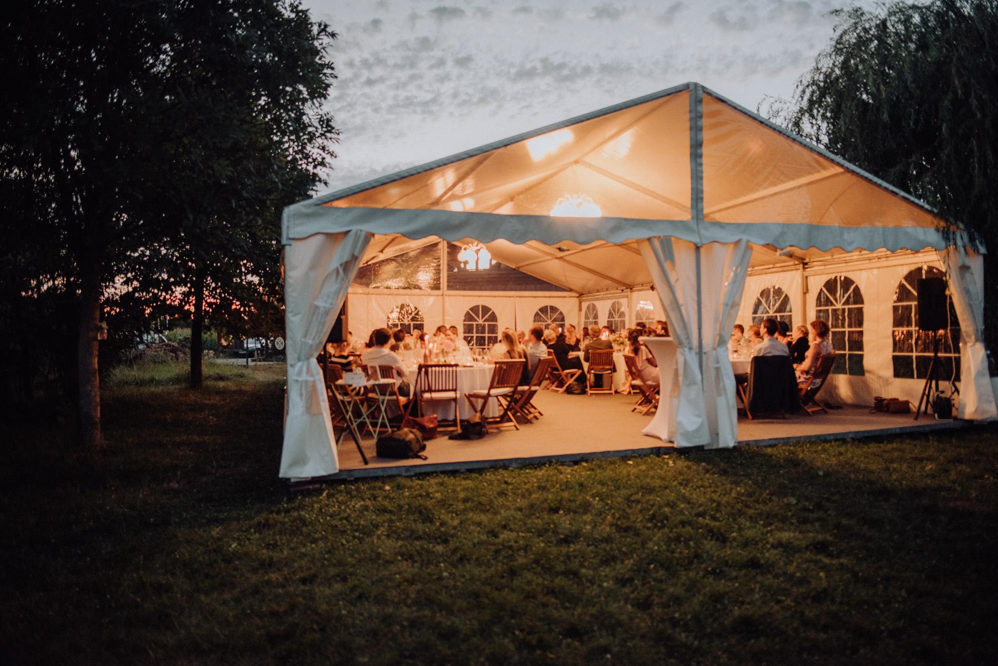 Garden Wedding in Ladenburg