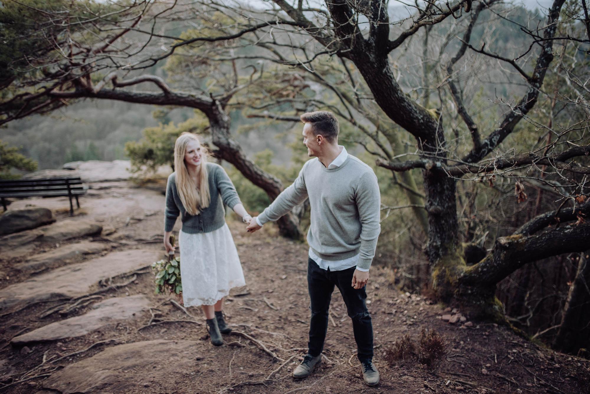 Adventurous Mountain Wedding