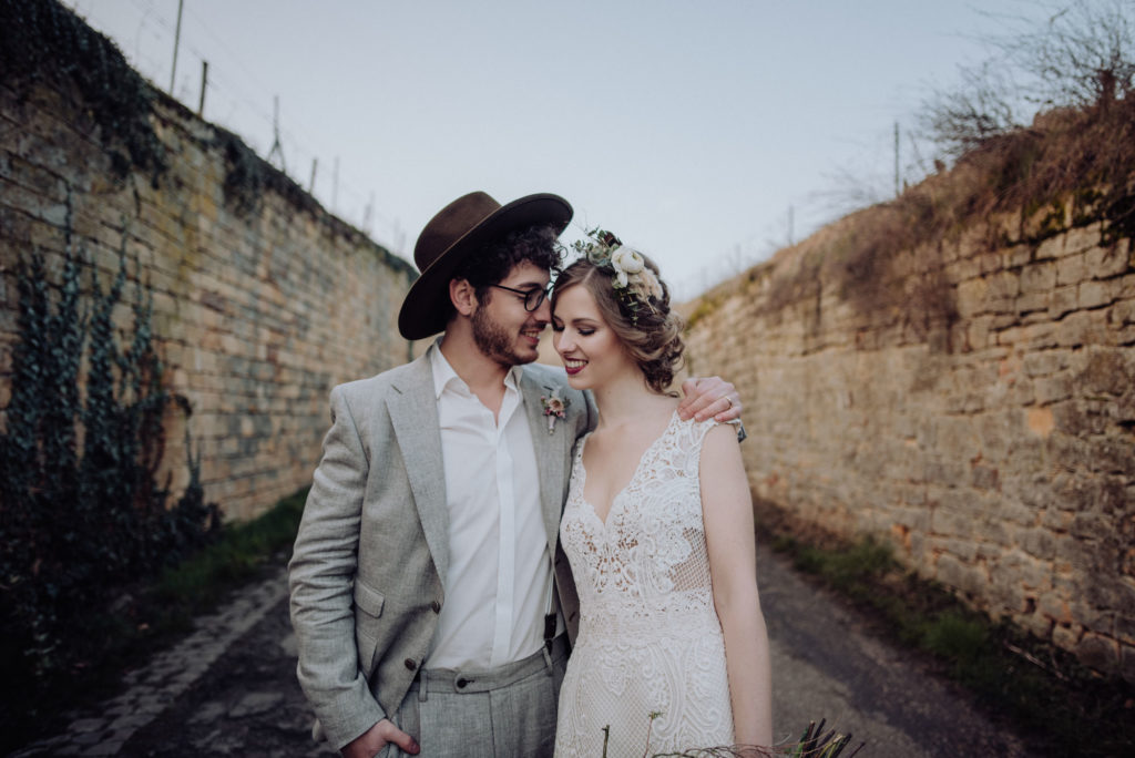 Vineyard Wedding Boho Wedding Inspiration